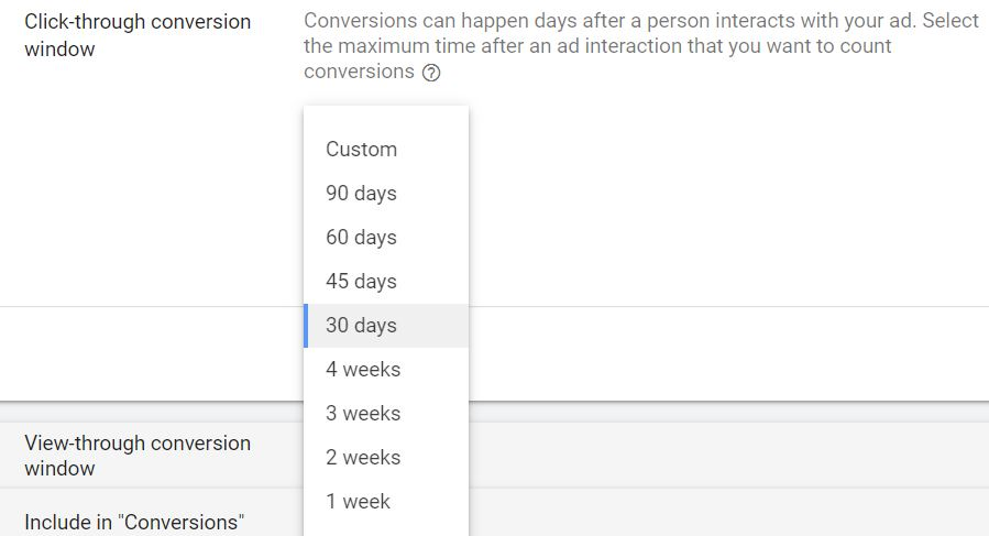 How_To_Track_Google_Ads_Conversions_Conversion_Window