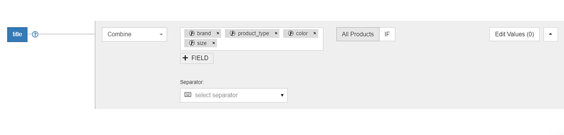 google-product-title-combining-attributes