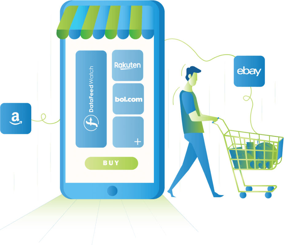 Marketplaces di DataFeedWatch